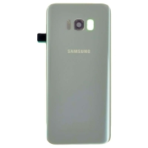 Back Glass for Samsung Galaxy S8 (Arctic Silver) (OEM)
