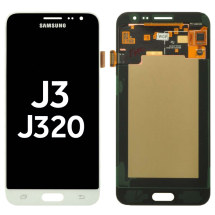 OLED & Digitizer Assembly for Samsung Galaxy J3 (2016) (White) (OEM)