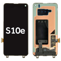 OLED & Digitizer Assembly for Samsung Galaxy S10e (Black) (Aftermarket)