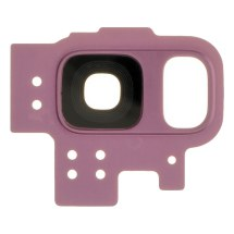 Camera Lens (Back) with Bezel for Samsung Galaxy S9 (Lilac)