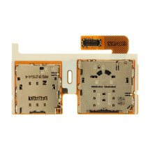 Flex Cable (SIM & Micro SD Card Reader) for Samsung Galaxy Tab S2 8.0