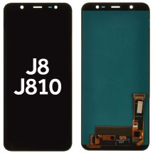 OLED & Digitizer Assembly for Samsung Galaxy J8 (J810/2018) (Black)