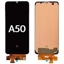 OLED & Digitizer Assembly for Samsung Galaxy A50 (Black)