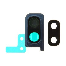 Camera Lens (Back) with Bezel for Samsung Galaxy A20 & A30 (Blue)
