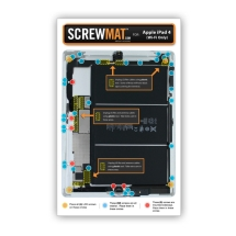 ScrewMat for iPad 4 (WiFi) (Closeout)