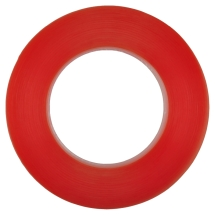 Red Tape Adhesive (Double Sided 36 Yard Roll) [4mm Width]