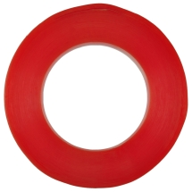 Red Tape Adhesive (Double Sided 36 Yard Roll) [6mm Width]