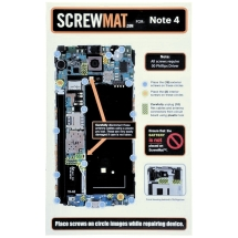 ScrewMat for Samsung Galaxy Note 4 (Closeout)