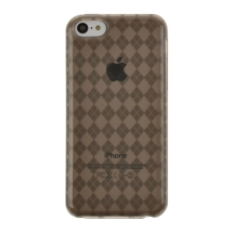 Candy Skin for Apple iPhone 5C (Smoke) (Closeout)