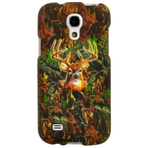 Shield for Samsung Galaxy S4 Mini (Deer Hunter Camo) (Closeout)