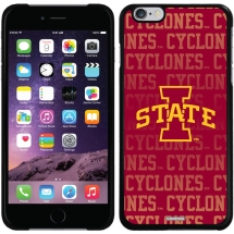 Licensed Shield for Apple iPhone 6 Plus & 6S Plus (NCAA Iowa State Cyclones) (Closeout)