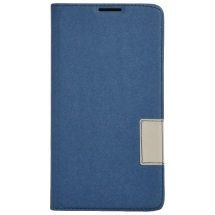 Wallet Pouch for Samsung Galaxy Note 4 (Light Blue) (Closeout)