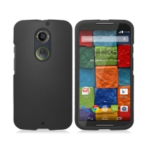 Shield Rubberized for Motorola X+ 2014 (Black) (Closeout)