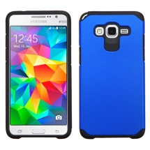 Advanced Armor Case for Samsung Grand Prime (Dark Blue & Black) (Closeout)
