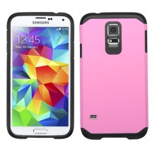 Advanced Armor Case for Samsung Galaxy S5 (Pink & Black) (Closeout)
