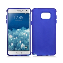 Candy Skin Hybrid Case for Samsung Galaxy Note 5 (Blue) (Closeout)