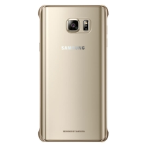 Protective Cover for Samsung Galaxy Note 5 (OEM) (Gold) (Closeout)