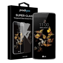 Prodigee Tempered Glass Screen Protector for LG K8 (Closeout)