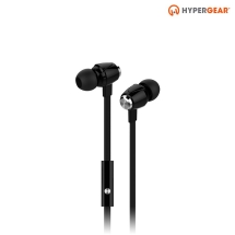 Naztech HyperGear dBm Wave 3.5mm Earphones with Mic (Black)