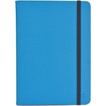"M-Edge Universal Folio Plus Case for 9""-10"" Tablets (Blue & Black)"