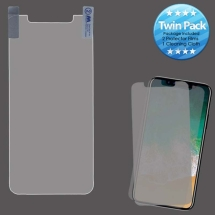 MYBAT Screen Protector for Apple iPhone X, XS, & 11 Pro (Twin Pack) (Closeout)