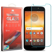 MYBAT Tempered Glass Screen Protector for Motorola Moto E5 Play