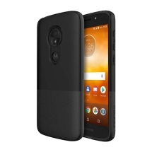 Incipio NGP Pure Case for Motorola Moto E5 Play (Smoke)
