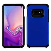 Advanced Armor Case for Samsung Galaxy S10e (Blue & Black)