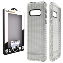 Cellhelmet Altitude X Case for Samsung Galaxy S10 (Clear)
