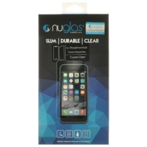 NuGlas Tempered Glass Screen & Back Glass Protector for Apple iPhone 7 & 8