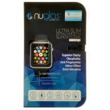 NuGlas Tempered Glass Screen Protector for Apple Watch 42mm