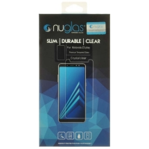 NuGlas Tempered Glass Screen Protector for Motorola Moto Z3 Play