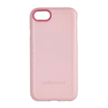 Cellhelmet Fortitude Case for Apple iPhone 6, 6S, 7, & 8 (Pink Magnolia)