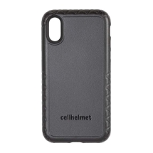 Cellhelmet Fortitude Case for Apple iPhone XR (Onyx Black)