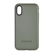 Cellhelmet Fortitude Case for Apple iPhone XR (Olive Drab Green)