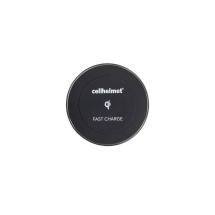 Cellhelmet Qi Wireless Fast Charger (Black)