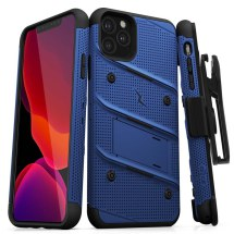 Zizo Bolt Case with Stand for Apple iPhone 11 Pro (Blue & Black)