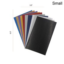 ProtectionPro Small Sparkle & Metal Film Combo Pack (Includes 1 Sheet of All 10 Designs)
