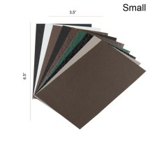 ProtectionPro Small Texture Film Combo Pack (Includes 1 Sheet of All 9 Designs)