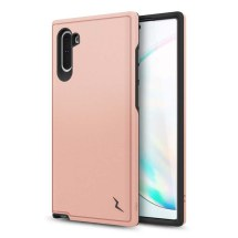 Zizo Division Case for Samsung Galaxy Note 10 (Rose Clear)