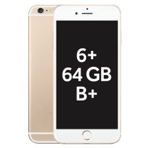 Apple iPhone 6 Plus Unlocked 64GB (B+ Grade) (Gold)