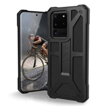 UAG Monarch Case for Samsung Galaxy S20 Ultra (Black & Black)