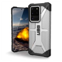 UAG Plasma Case for Samsung Galaxy S20 Ultra (Ice & Black)