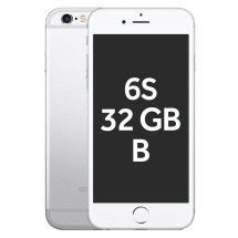 Apple iPhone 6S Unlocked 32GB (B Grade) (Silver)