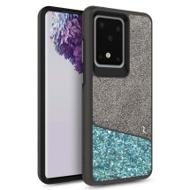 Zizo Division Case for Samsung Galaxy S20 Ultra (Black & Mint)